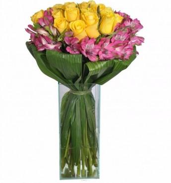 Buquê de Rosas Grande Especial