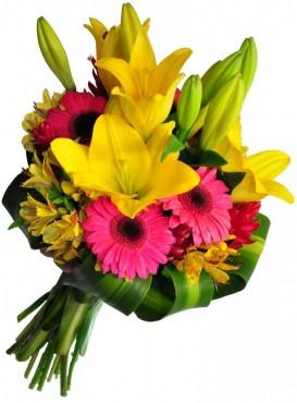 Buquê de Flores Mistas  Especial