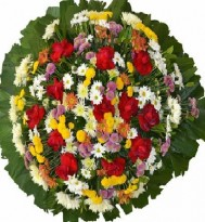 Coroa de Flores Saudade Eterna