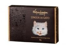Caixa lingua de gato Konpenhagen